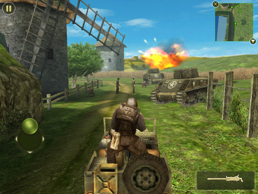 Brother In Arms 3 game bắn súng online hay nhất2