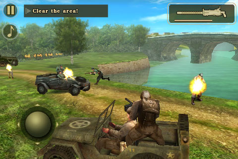 Brother In Arms 3 game bắn súng online hay nhất4
