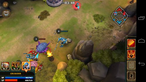 top-game-moba-cho-android-sanh-ngang-voi-vainglory 5