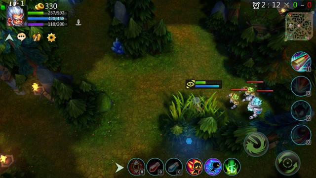 Game Moba Online Cho Android