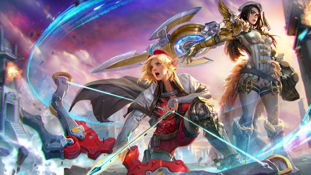 game-moba-vainglory 1
