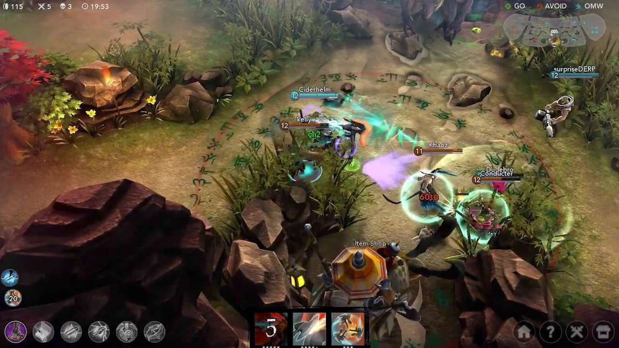 game-moba-vainglory 4