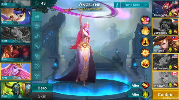 heroes-arena-moba-cuc-hot-va-khung-vua-dat-chan-len-android 5
