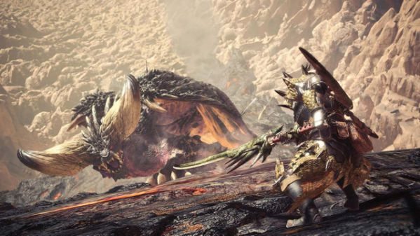 "Game online mới Monster Hunter: World đang gây ""nghẽn"" Steam"